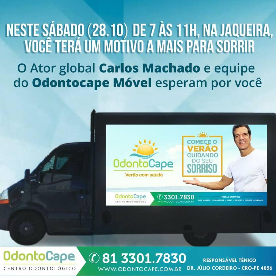 Odontocape móvel